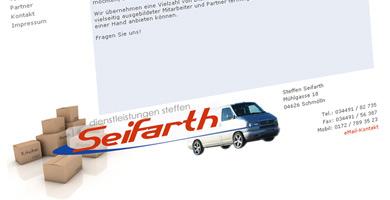Dienstleistungen Seifarth